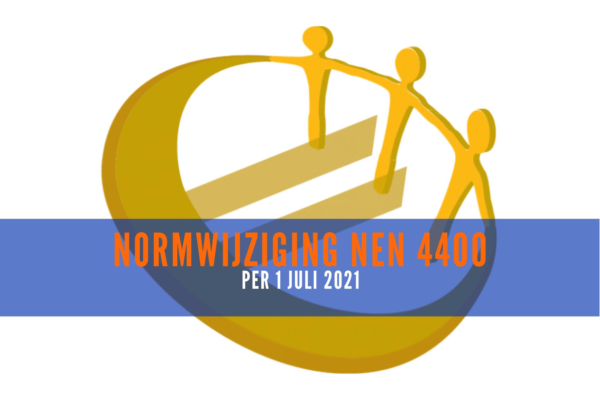 Normwijziging-NEN-4400